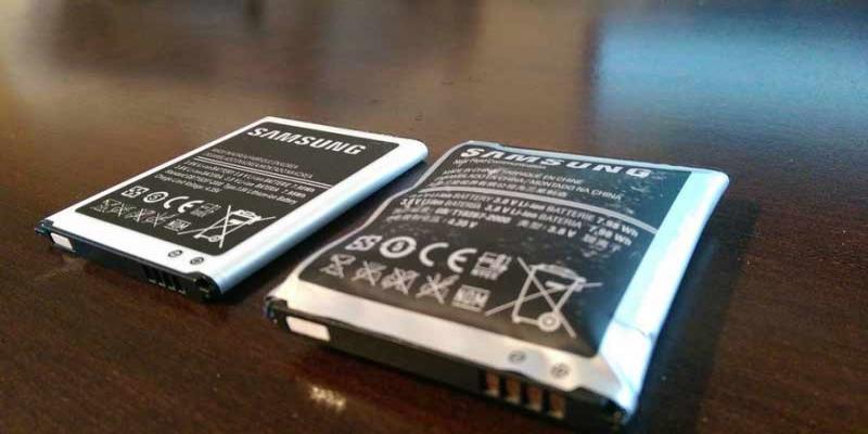دلایل خراب شدن باتری گوشی موبایل
