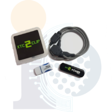 XTC 2 CLIP+POWER ADAPTOR