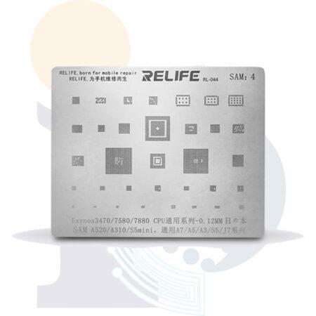 شابلون RELIFE SAM 4