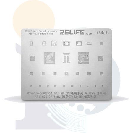 شابلون RELIFE SAM 6