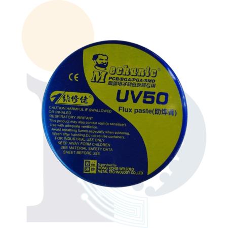 روغن فلکسی مکانیک UV50