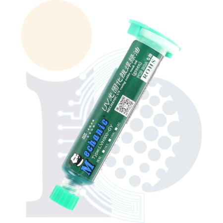 چسب UV سبز مکانیک LY-UVH900