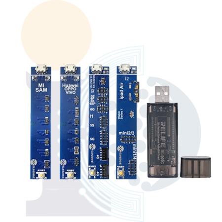 تستر و شوک باتری RL-909C